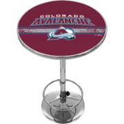 Trademark Games Colorado Avalanche Pub Table