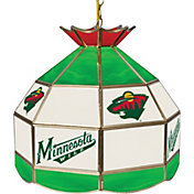 Trademark Games Minnesota Wild 16'' Tiffany Lamp