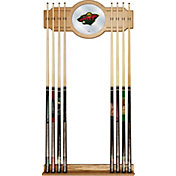 Trademark Games Minnesota Wild Cue Rack