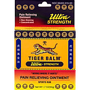 Tiger Balm Ultra Strength Pain Relief Ointment