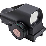 TRUGLO Tru-Brite Dual Color Multi Reticle Red Dot Sight