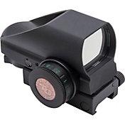 TRUGLO Tru-Brite Dual Color Multi Reticle Red Dot Sight