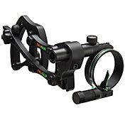 TRUGLO Pendulum Adjustable Bracket 1-Pin Bow Sight - RH/LH