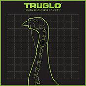 TRUGLO Tru-See Splatter Turkey Target – 6 Pack