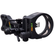 TRUGLO TSX Pro Series Micro-Adjust 5-Pin Bow Sight - RH/LH