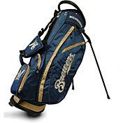 Team Golf Milwaukee Brewers Stand Bag
