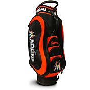 Team Golf Miami Marlins Cart Bag