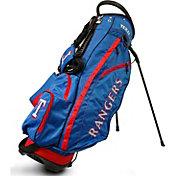 Team Golf Texas Rangers Stand Bag