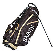 Team Golf New Orleans Saints Fairway Stand Bag