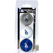 Team Golf Los Angeles Dodgers Golf Balls - 3-Pack