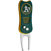 Team Golf Oakland Athletics Switchfix Divot Tool