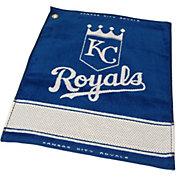 Team Golf Kansas City Royals Woven Towel