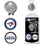 Team Golf Toronto Blue Jays Cap Clip and Marker Set