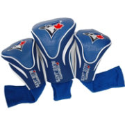 Team Golf Toronto Blue Jays Contoured Headcovers - 3-Pack