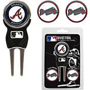Team Golf Atlanta Braves Divot Tool and Marker Set