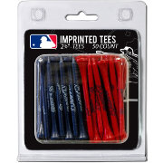 Team Golf Atlanta Braves 2.75'' Golf Tees - 50 Pack
