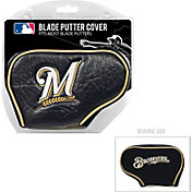 Team Golf Milwaukee Brewers Blade Putter Cover