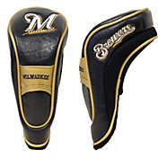 Team Golf Milwaukee Brewers Hybrid Headcover