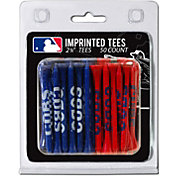 Team Golf Chicago Cubs 2.75'' Golf Tees - 50 Pack