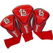 Team Golf St. Louis Cardinals Contoured Headcovers - 3-Pack