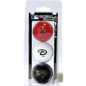 Team Golf Arizona Diamondbacks Golf Balls - 3-Pack