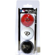 Team Golf Arizona Diamondbacks Golf Balls - 3-Pack