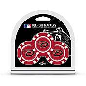 Team Golf Arizona Diamondbacks Poker Chips Ball Markers - 3-Pack