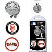 Team Golf San Francisco Giants Cap Clip and Marker Set