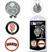 Team Golf San Francisco Giants Cap Clip and Marker Set