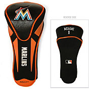 Team Golf Miami Marlins Single Apex Headcover