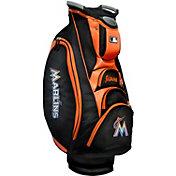Team Golf Miami Marlins Victory Cart Bag