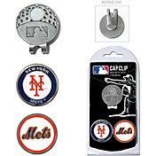 Team Golf New York Mets Cap Clip and Marker Set