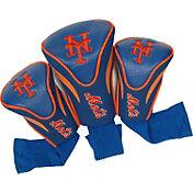 Team Golf New York Mets Contoured Headcovers -  3-Pack
