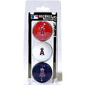 Team Golf Los Angeles Angels Golf Balls - 3-Pack