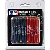 Team Golf Los Angeles Angels 2.75'' Golf Tees - 50 Pack