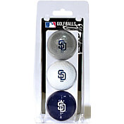Team Golf San Diego Padres Golf Balls - 3-Pack