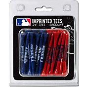Team Golf Philadelphia Phillies 2.75'' Golf Tees - 50 Pack