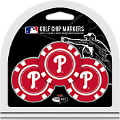 Team Golf Philadelphia Phillies Poker Chips Ball Markers - 3-Pack