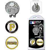 Team Golf Pittsburgh Pirates Cap Clip and Marker Set