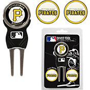 Team Golf Pittsburgh Pirates Divot Tool and Marker Set