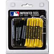 Team Golf Pittsburgh Pirates 2.75'' Golf Tees - 50 Pack