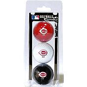 Team Golf Cincinnati Reds Golf Balls - 3-Pack