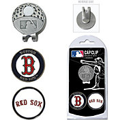 Team Golf Boston Red Sox Cap Clip and Marker Set