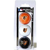 Team Golf Baltimore Orioles Golf Balls - 3-Pack