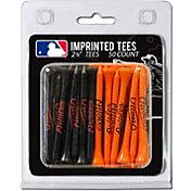 Team Golf Baltimore Orioles 2.75'' Golf Tees - 50 Pack
