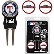 Team Golf Texas Rangers Divot Tool and Marker Set