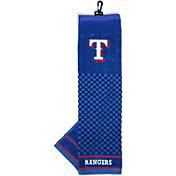 Team Golf Texas Rangers Embroidered Golf Towel