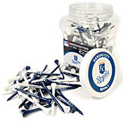 "Team Golf Kansas City Royals 2.75"" Golf Tees - 175 Pack"