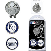 Team Golf Kansas City Royals Cap Clip and Marker Set
