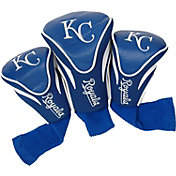 Team Golf Kansas City Royals Contoured Headcovers - 3-Pack